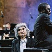 Seiji Ozawa & Marcus Roberts Trio
