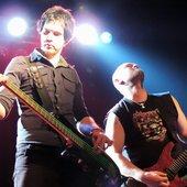 Bassist und Rhythmus-Gitarist von Velocity