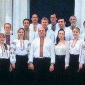 Церковний хор Видубичі
