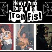 Iron Fist 2011.