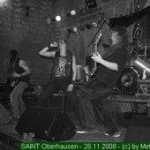 VEROXITY live @ Saint / Oberhausen (2008)
