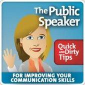 The Public Speaker