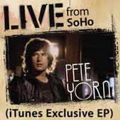 Live From SoHo (iTunes Exclusive) - EP