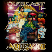 OutKast - Aquemini (High Quality PNG)