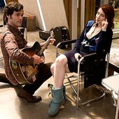 Brendan Hines and Felicia Day