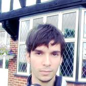 Summer in London, 2010.