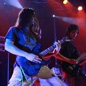 Alex Caeiro y Marcos