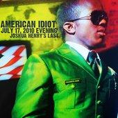 American Idiot - 7.17.10 E