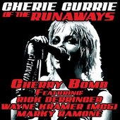Cherie Currie of The Runaways