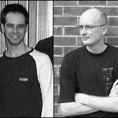 Grant Kirkhope and Graeme Norgate