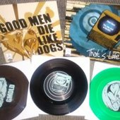 That's Life/Good Men Die Like Dogs Split 7""