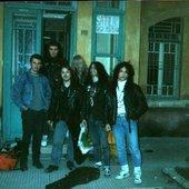 After the Concert (Izmir Turkey, 31 January 1991)