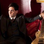 Brendan McCreary + guitar, headshots by Andrew Craig
