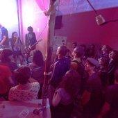 Neukolln Art Festival at Supersonic Bar 2012