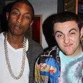 Mac Miller x Pharrell