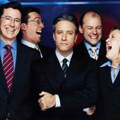Jon Stewart and the Writers of the Daily Show