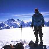 On the TOP of the world: Cho Oyu (8201 m), Tibet