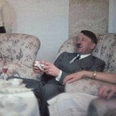 hitler plays the blues
