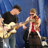 Heather Stewart & Jimi Hocking - Blues on Broadbeach 2009