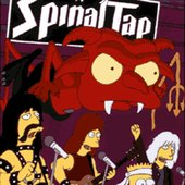 Spinal Tap (The Simpsons: with Bart)