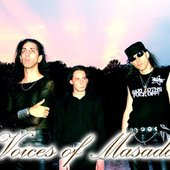 Voices of Masada (reflections)