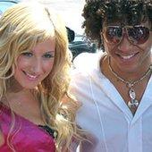 Ashley Tisdale e Corbin Bleu