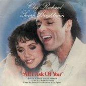 Cliff Richard and Sarah Brightman
