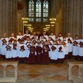 St Edmundsbury Cathedral Choir