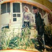 William S. Burroughs & Kurt Cobain