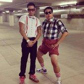Paul Kim and David So