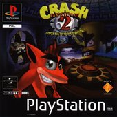 Crash Bandicoot 2 Cover
