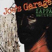 Joe's Garage: Acts I, II & III Disc 1