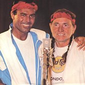 Willie Nelson & Julio Iglesias
