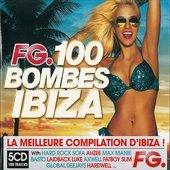 "100 Bombes Ibiza 2014 Nocturn - \""Radio Love\"" CD4"