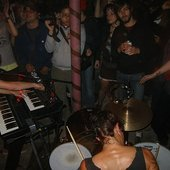 live @ People Projects, Chicago, 10-11-06