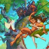 Cast - Tarzan