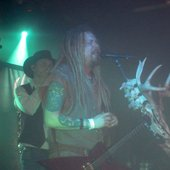 Korpiklaani in Poland 20.05.2010