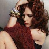 Scarlett In Red