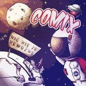 COMIX - Nič Nie Je Nemožné EP (2012)