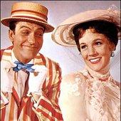 Julie Andrews, Dick Van Dyke