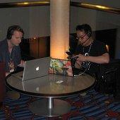 Roger Chang and Tom Merritt