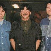 Nobuo Uematsu, Masashi Hamauzu, Junya Nakano