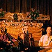 Baird Hersey & Prana with Krishna Das