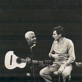 Tom Jobim & Dorival Caymmi