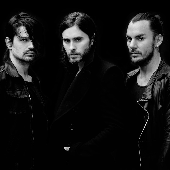 30 Seconds to Mars NEW 2013 HQ PNG
