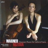 Wendy Warner and Irina Nuzova
