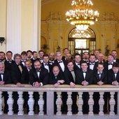 The Choir of the Honvéd Ensemble