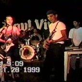 Amidio Junior Com a Banda SOS Blues