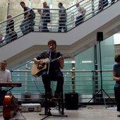 Samuel Harfst Trio in Karlsruhe