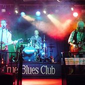 .44 Pistol at the True Blues Club